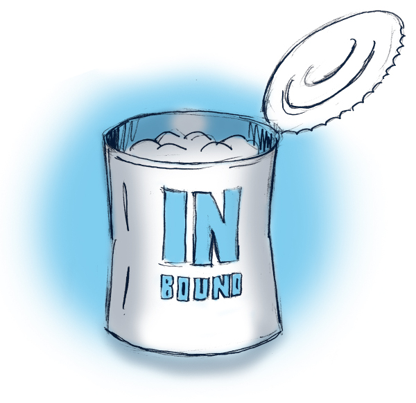 Inbound Marketing in a Can