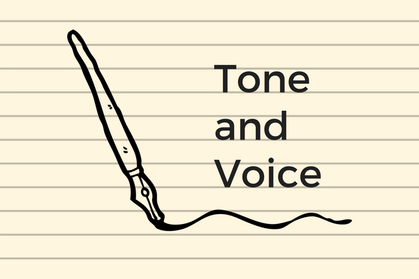 How To Get Tone And Voice Correct