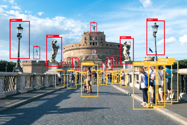 machine learning - image recognition